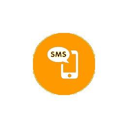 2500 crédits SMS